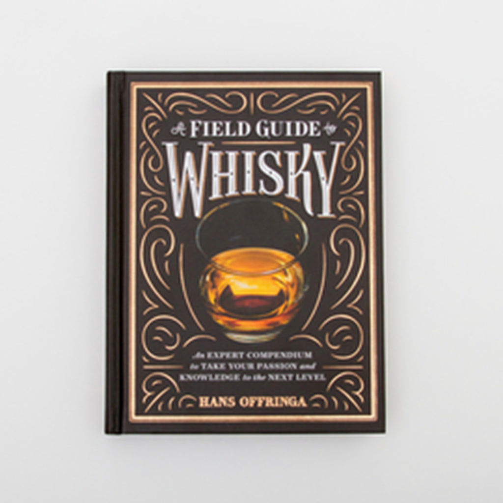 workman field guide to whiskey book hardcover