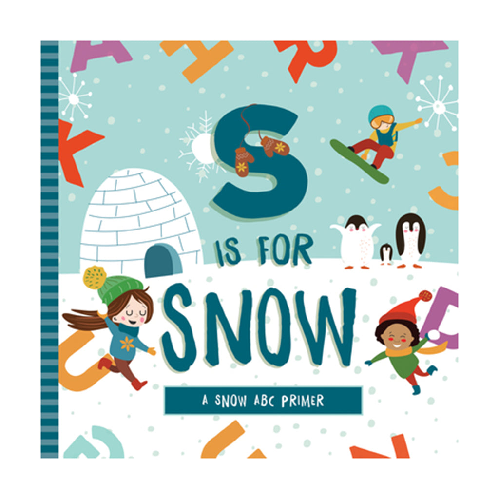 workman s is for snow book hardcover
