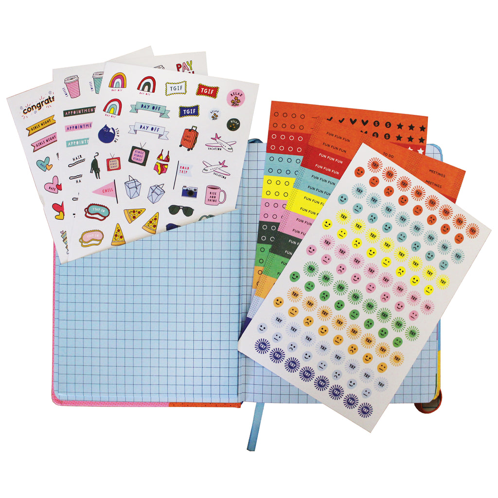 here comes the sun academic personal planner