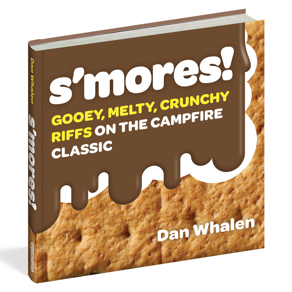 s'mores recipe book