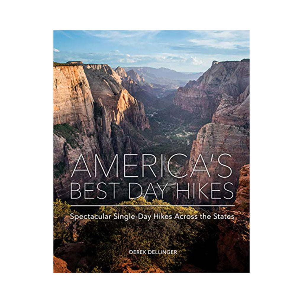 ww norton america's best day hikes spectacular single-day hikes across the states book cover