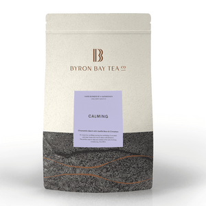 Calming Teabag Refill Bag 100tb Teabag Byron Bay Tea Company