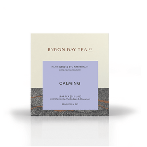 Calming Teabag Box 20tb Teabag Byron Bay Tea Company