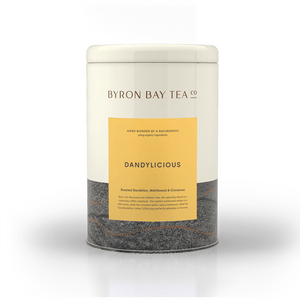 Dandylicious Leaf Tin 420g Tea Leaf Byron Bay Tea Company