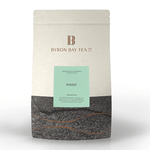 Digest Leaf Refill Bag 210g Tea Leaf Byron Bay Tea Company