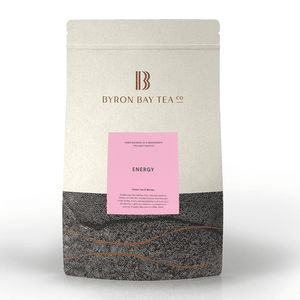 Energy Teabag Refill Bag 100tb Teabag Byron Bay Tea Company