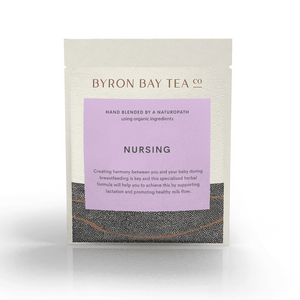 Nursing Leaf Sachet Tea Leaf Byron Bay Tea Company