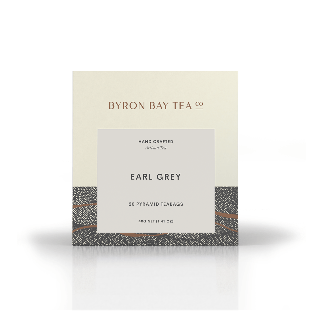 Earl Grey Teabag Box 20tb Teabag Byron Bay Tea Company