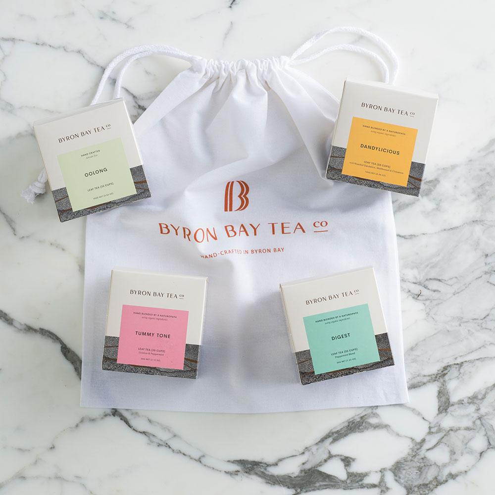 Tummy Tone Gift Collection Gifts Byron Bay Tea Company