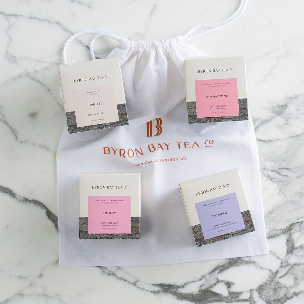 Bliss Gift Collection Gifts Byron Bay Tea Company