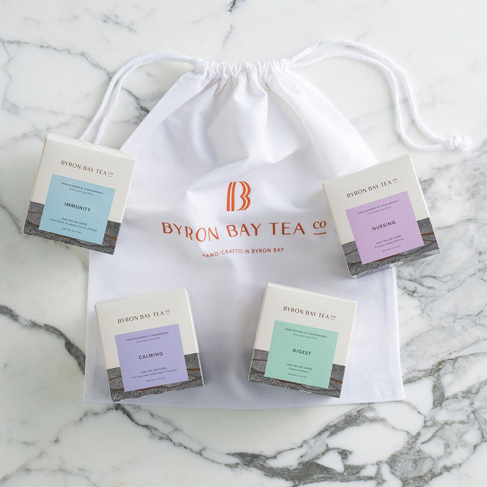 Baby & Me Gift Collection Gifts Byron Bay Tea Company