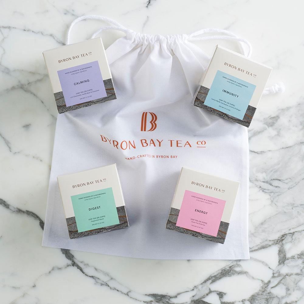 Summer Gift Collection Gifts Byron Bay Tea Company