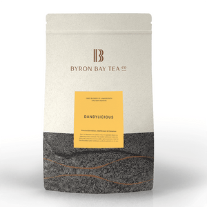 Dandylicious Leaf Refill Bag 840g Tea Leaf Byron Bay Tea Company