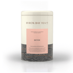 Detox Leaf Tin 180g Tea Leaf Byron Bay Tea Company