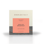 English Breakfast Leaf Box 80g Tea Leaf Byron Bay Tea Company