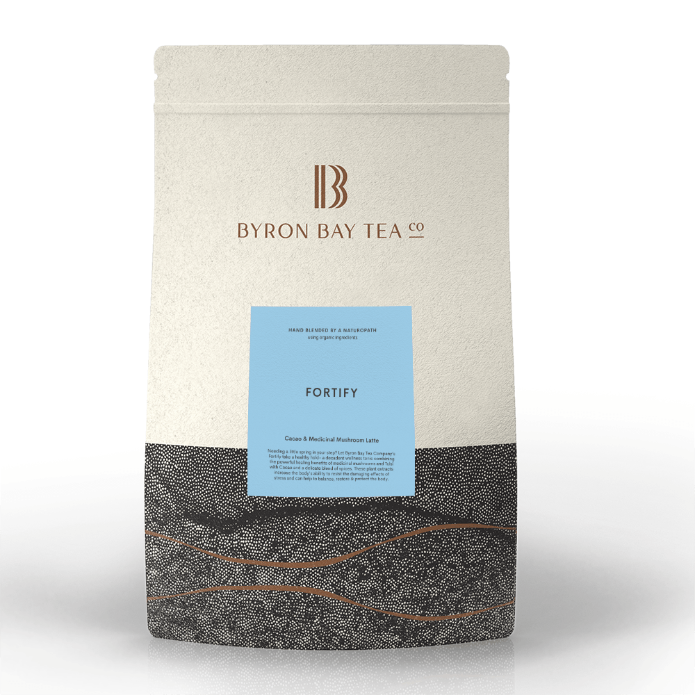 Fortify Leaf Refill Bag 600g Tea Leaf Byron Bay Tea Company