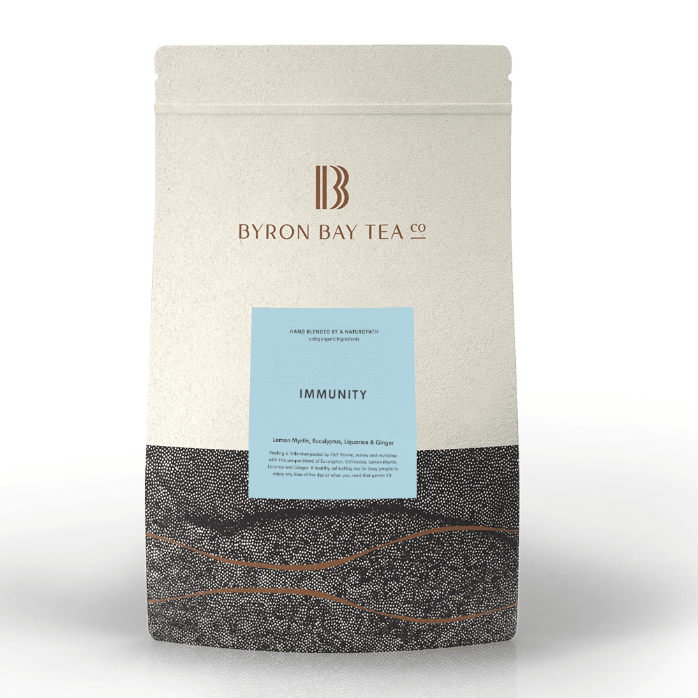 Jasmine Leaf Refill Bag 420g Tea Leaf Byron Bay Tea Company
