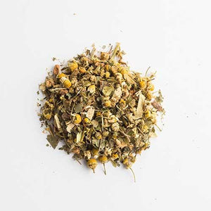 Calming Leaf Box 50g Tea Leaf Byron Bay Tea Company