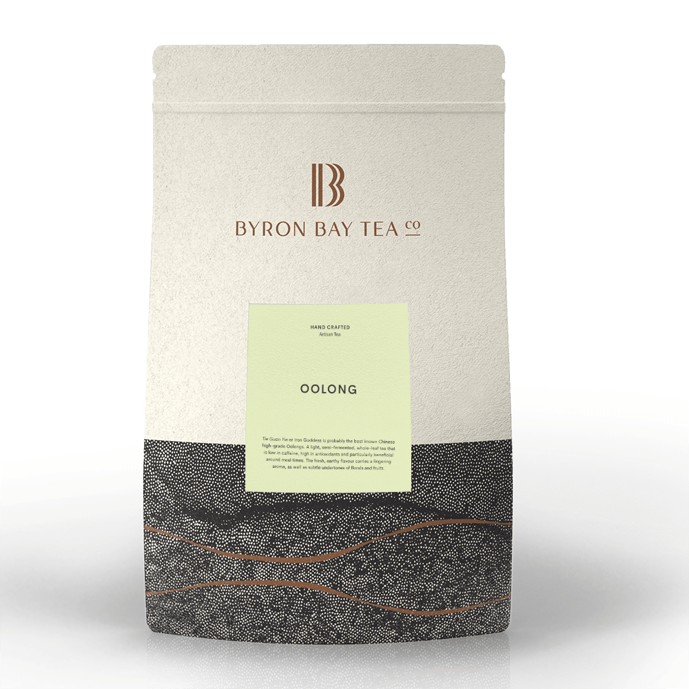 Oolong Leaf Refill Bag 600g Tea Leaf Byron Bay Tea Company