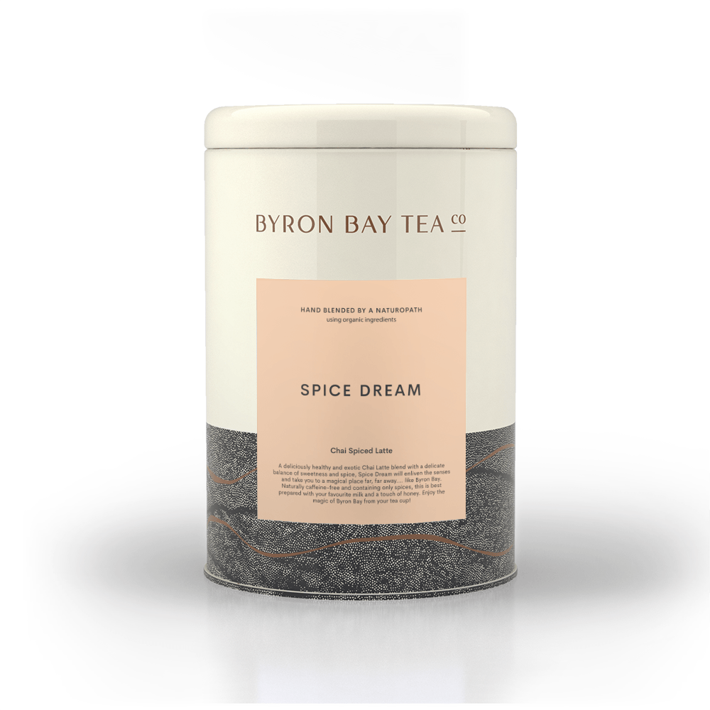 Spice Dream Leaf Tin 300g Tea Leaf Byron Bay Tea Company