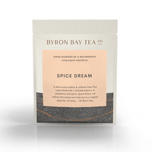 Spice Dream Leaf Sachet Tea Leaf Byron Bay Tea Company