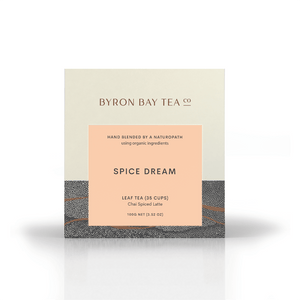 Spice Dream Leaf Box 100g Tea Leaf Byron Bay Tea Company