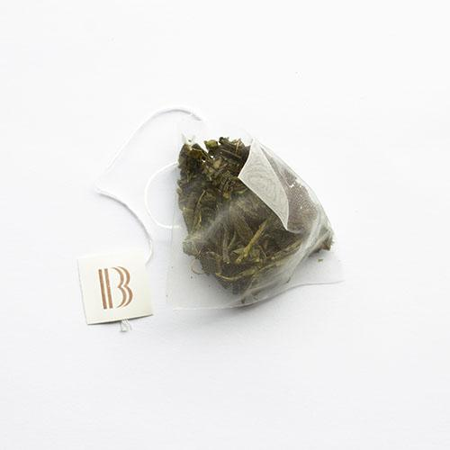 Green Teabag Refill Bag 100tb Teabag Byron Bay Tea Company