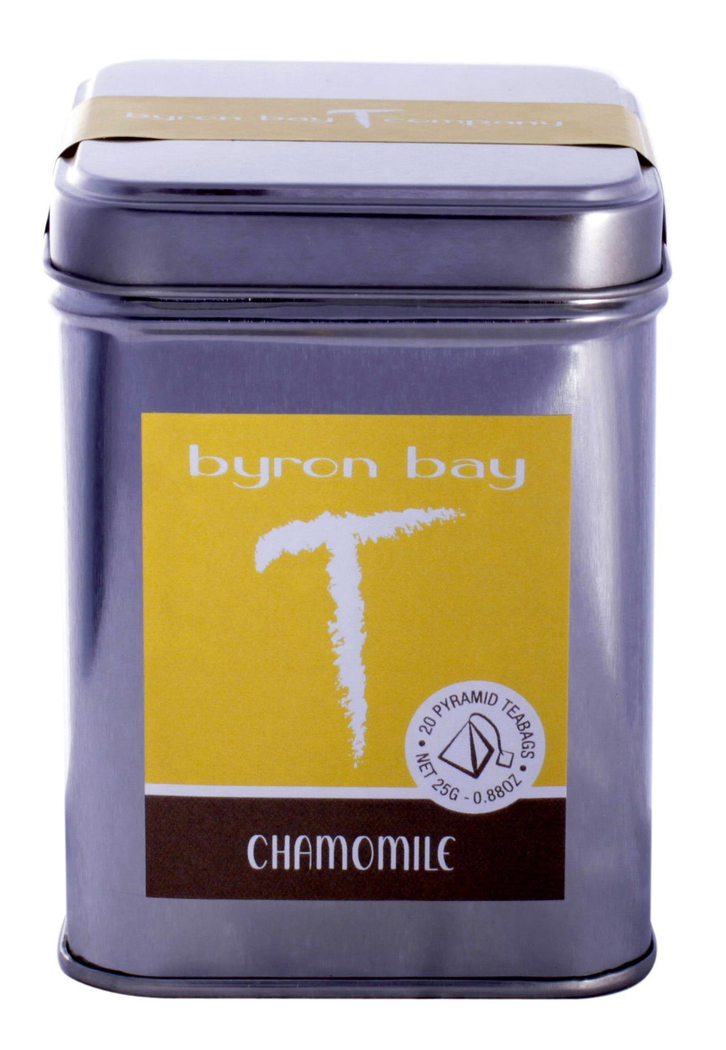 Organic Chamomile TEABAG Tin Small Retail Other Old Stock Default Title