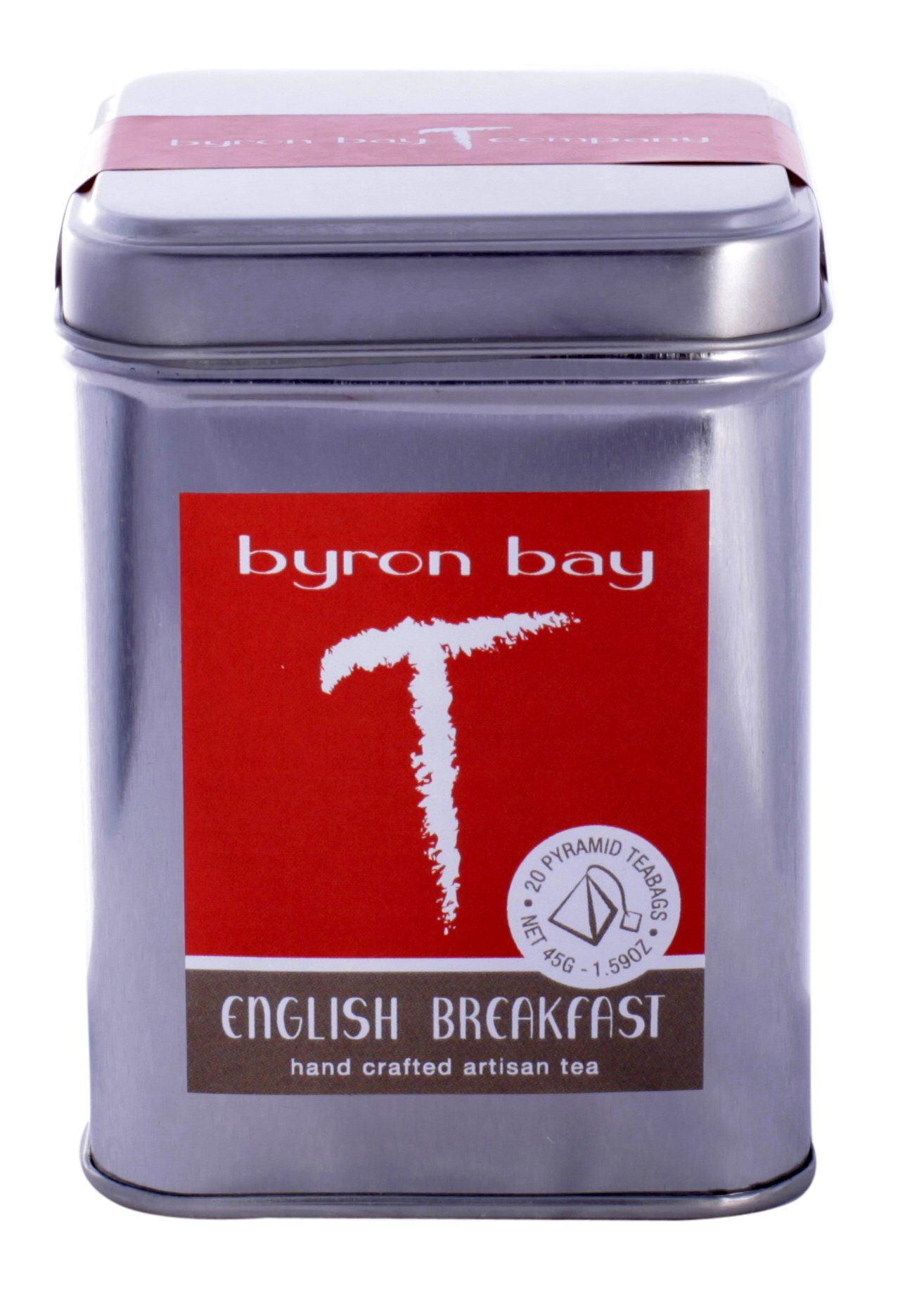 English Breakfast TEABAG Tin Small Retail Other Old Stock Default Title
