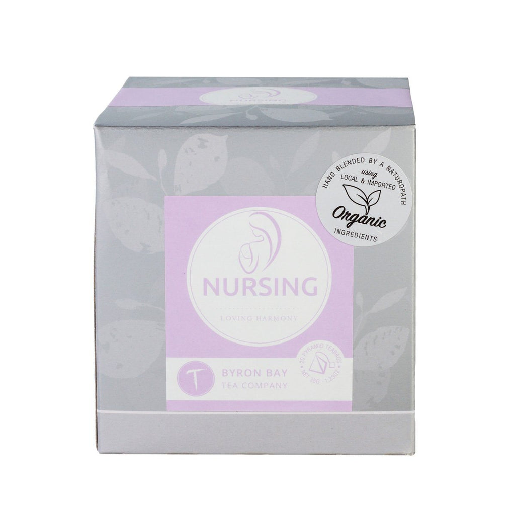 Nursing TEABAG Box Retail Other Old Stock Default Title