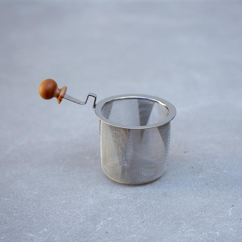 Teaware Teacup Infuser Stainless Steel Teaware Byron Bay Tea Company