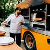 South Shore Ovenworks Food Truck Brick Oven