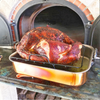 Turkey Roasted in a Brick Oven Recipe