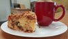 Spiced Streusel Coffee Cake & Wood Fired Coffee Beans