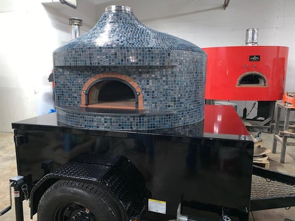 1030 C Mobile Oven Trailer Rental