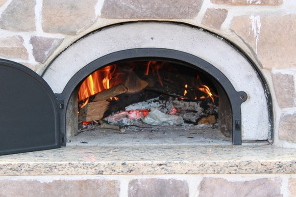 Residential Wood-Fired Ovens