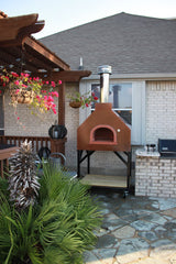 Copper Gablehouse Wood-Fired Oven