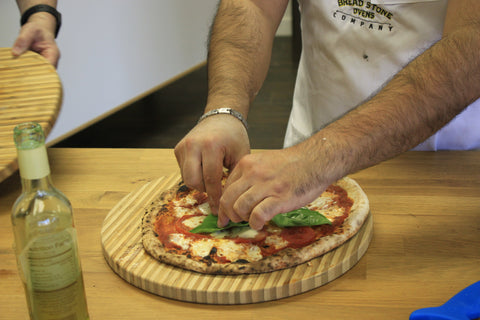 Wood-Fired Pizza Making Class Dallas