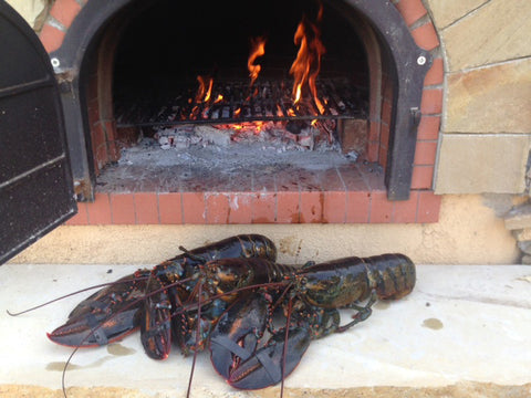 Whole Lobster Brick Oven