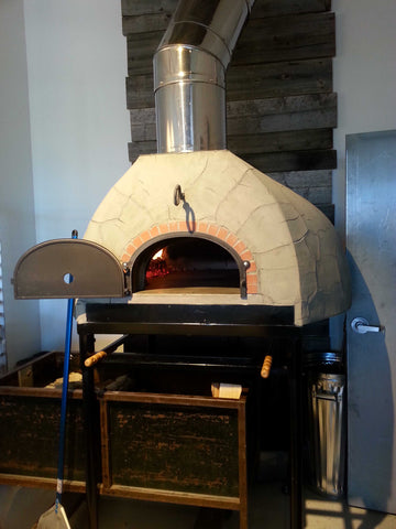 A Chacun Son Pain Bakery Wood-Fired Oven