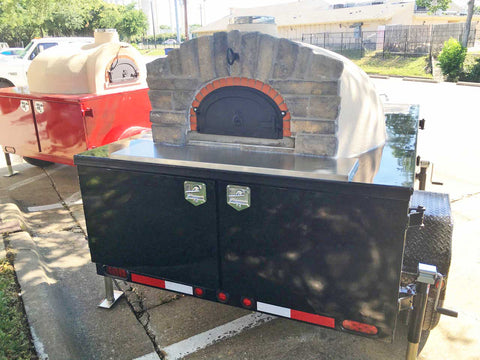 wood fired bricked oven bread stone ovens