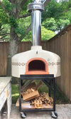 Tile Wood Fired Brick Oven