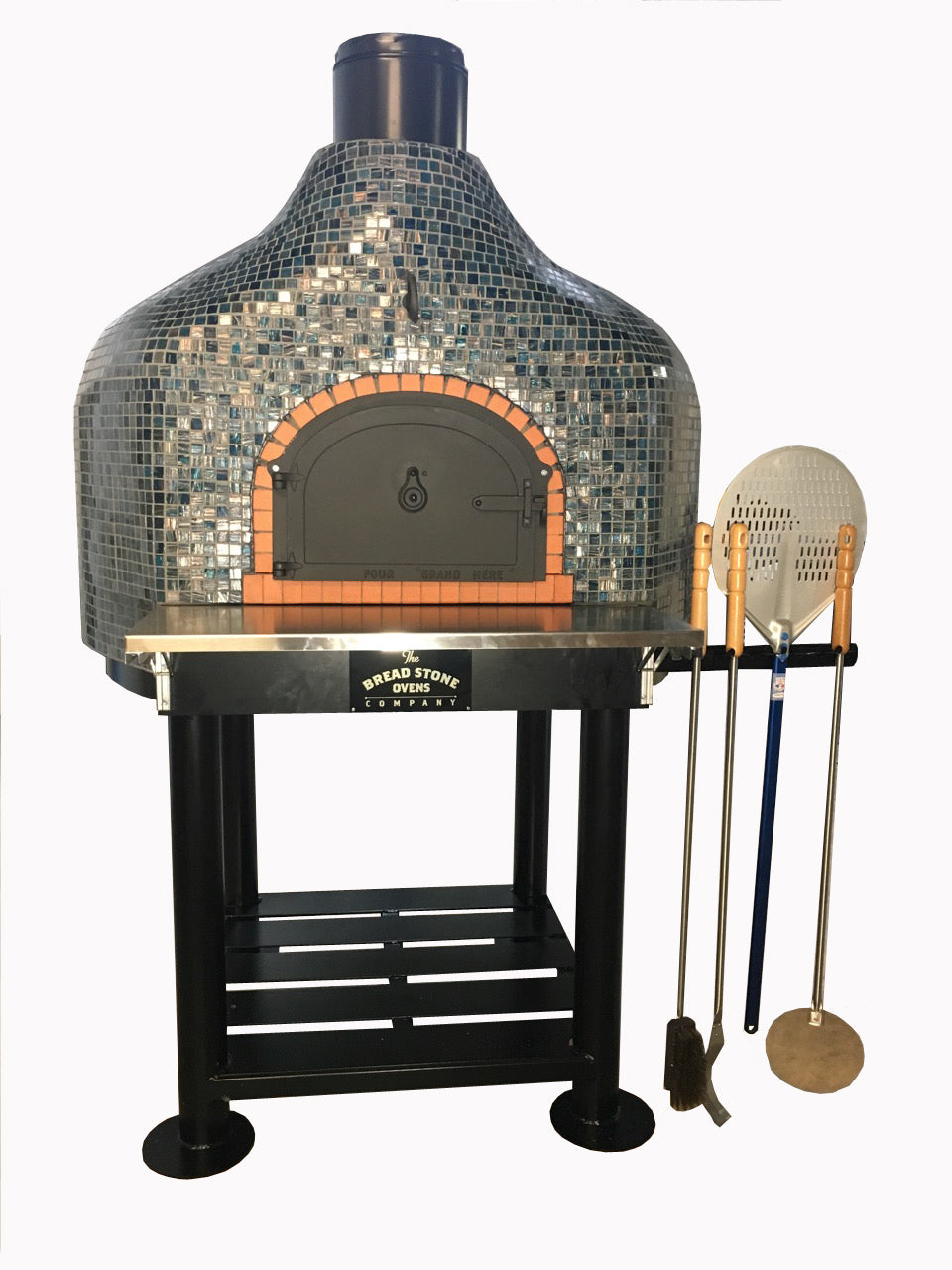 Blue Tile Brick Oven 950 B