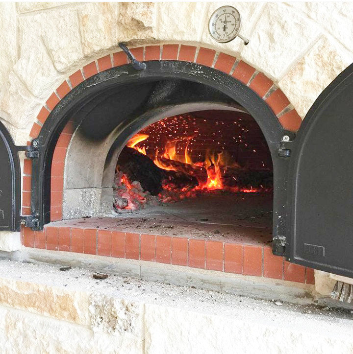 Wood Gas Fired Brick Oven 1400 B The Bread Stone Ovens