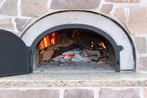 Neapolitan Pizza Oven Kit The Bread Stone Ovens Company