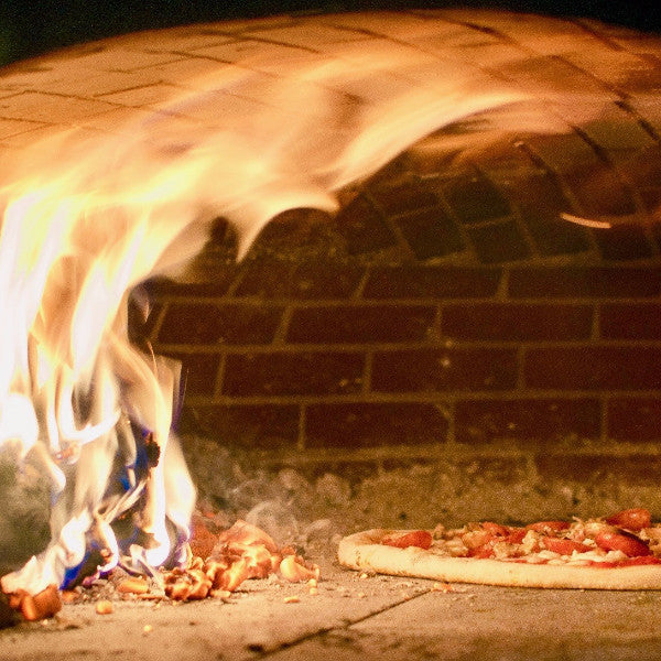 Wood-Fired Oven Pizza Making Class