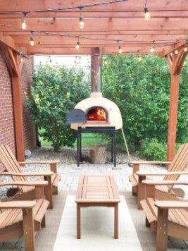 Back Yard Pizza 950 B Brick Ovens