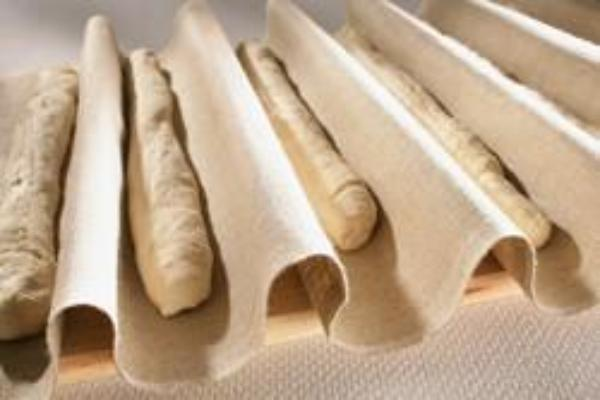 Proofing Baguettes in Baker's Couche