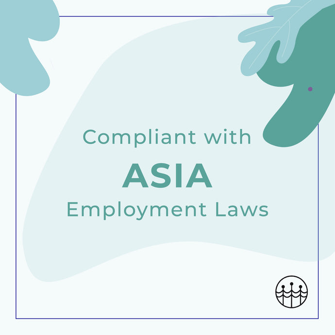 Asia: Harassment Prevention