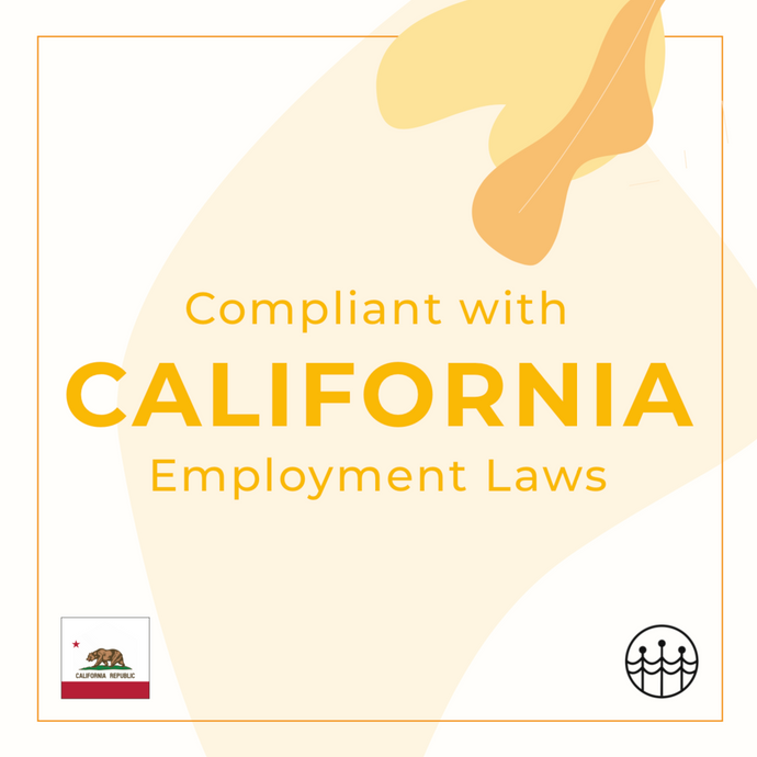 California Compliant: Sexual Harassment Prevention Training